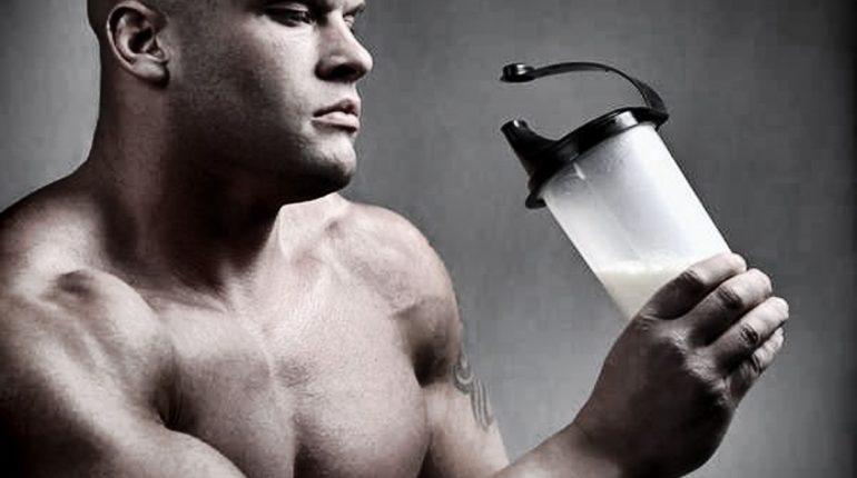 Kreatin på en kurs av steroider