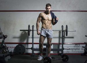 träning för en uppsättning muskelmassa