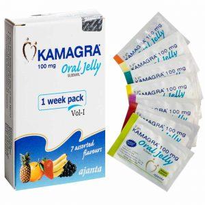 kamagra oral gelé